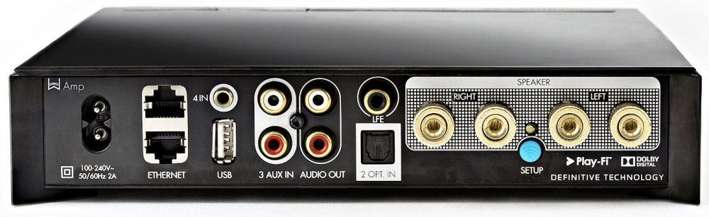 Definitive Technology W Amp